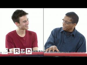Musician Explains One Concept in 5 Levels of Difficulty ft. Jacob Collier & Herbie Hancock | WIRED