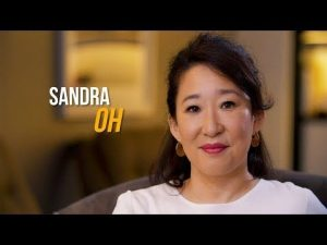 #IAm Sandra Oh | CAPE (Coalition of Asian Pacifics in Entertainment)