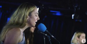 HAIM – Show Me Love (Robyn Cover) – Radio 1 Piano Sessions