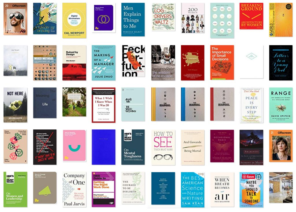 50 Reads from 2019