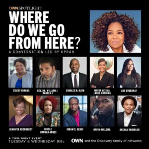 Oprah | Where Do We Go From Here? (Part 1)