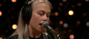Phoebe Bridgers – Motion Sickness (Live on KEXP)